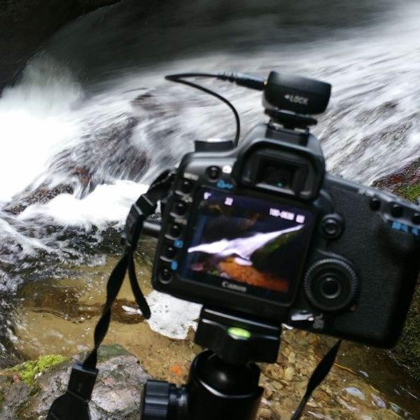 Workshop Wasserfall im Schwarzwald mit PrArts