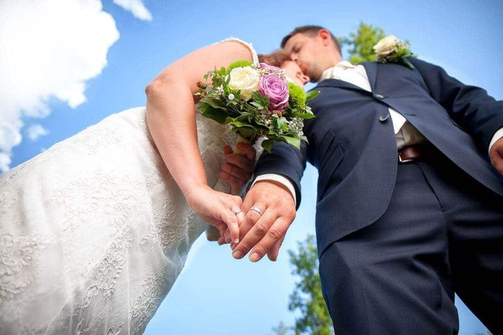 Brautpaarshooting Angi und Manuel