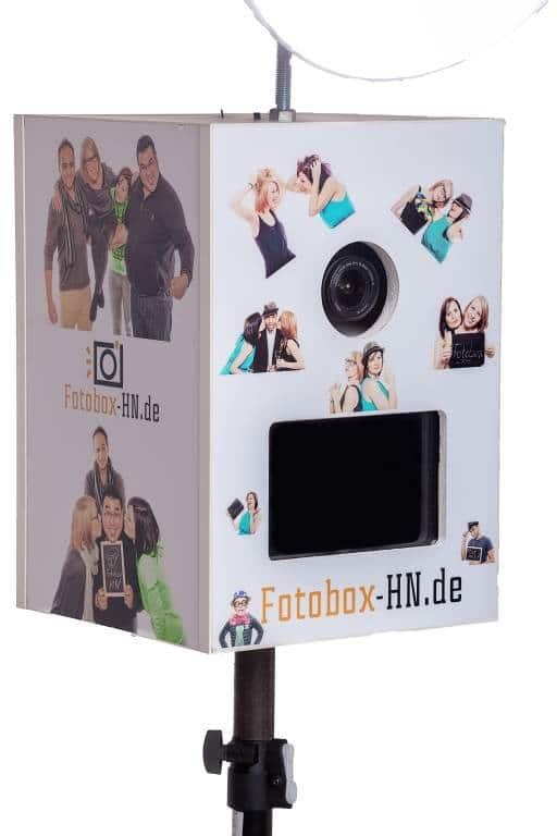 Der Anbieter für Fotoboxen aus Heilbronn